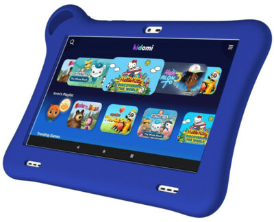 "Планшет Alcatel TKEE MINI (8052) 7"" WiFi 1.5/16GB Blue (8052-2AALUA4) 2"