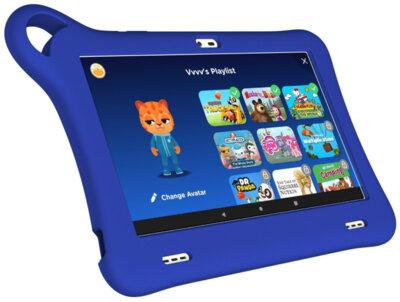 "Планшет Alcatel TKEE MINI (8052) 7"" WiFi 1.5/16GB Blue (8052-2AALUA4) 3"