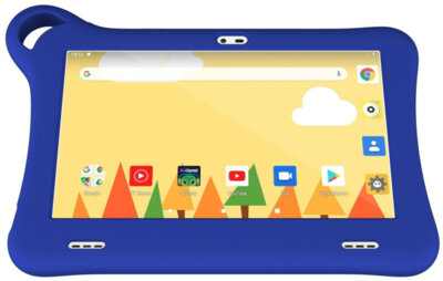 "Планшет Alcatel TKEE MINI (8052) 7"" WiFi 1.5/16GB Blue (8052-2AALUA4) 1"