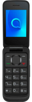 Мобильный телефон Alcatel 2053 (2053D) Volcano Black 2