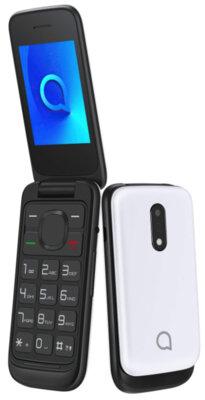 Мобильный телефон Alcatel 2053 (2053D) Pure White 1