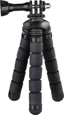 Мініштатив НАМА Flex, 14 см, чорний 1