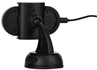 Автотримач з безпровідною зарядкою 2E Car Windshield/Airvent Wireless Charger 10W Black 3
