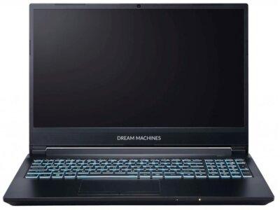 Ноутбук DREAM MACHINES G1650Ti-15 (G1650TI-15UA42) Black 2