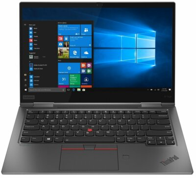 Ноутбук Lenovo ThinkPad X1 Yoga Gen 5 (20UB0033RT) Iron Grey 1