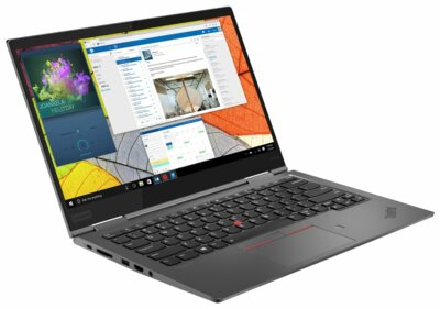 Ноутбук Lenovo ThinkPad X1 Yoga Gen 5 (20UB0033RT) Iron Grey 2