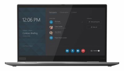 Ноутбук Lenovo ThinkPad X1 Yoga Gen 5 (20UB0033RT) Iron Grey 3