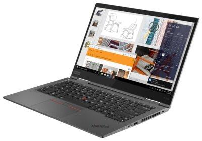 Ноутбук Lenovo ThinkPad X1 Yoga Gen 5 (20UB0033RT) Iron Grey 4