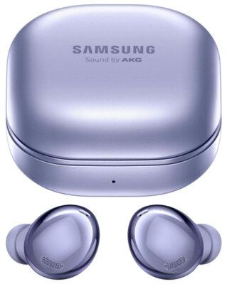 Наушники Bluetooth Samsung Galaxy Buds Pro R190 Phantom Violet 5