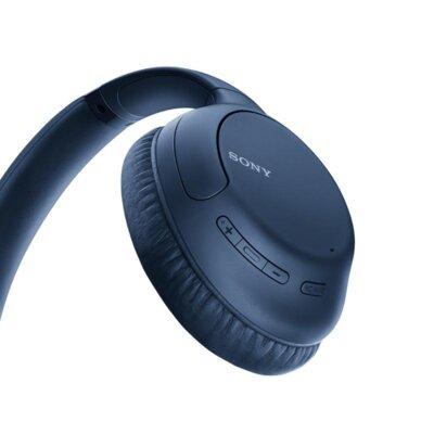 Наушники Sony WH-CH710N (WHCH710NL.CE7) Blue 4