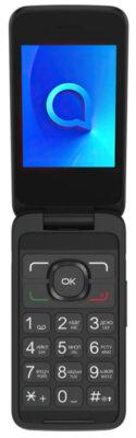 Мобильный телефон Alcatel 3025 (3025X) Metallic Gray 1