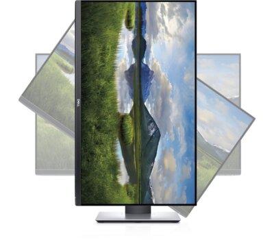 """Монітор 23.8"""" Dell P2419H (210-APWU) Black 4"""