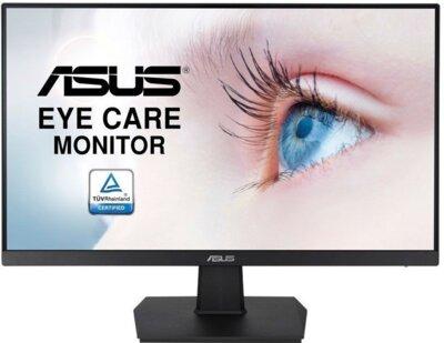 """Монитор 23.8"""" ASUS VA24EHE (90LM0560-B01170) Black 1"""