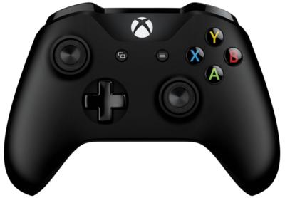 Геймпад Microsoft Xbox One Controller + Wireless Adapter (4N7-00003) 1