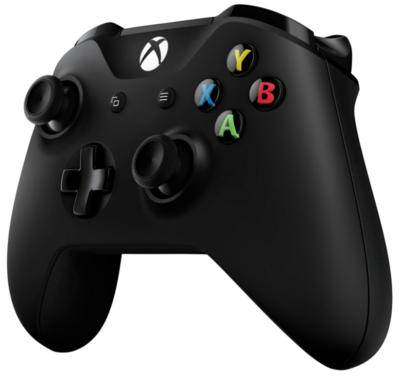 Геймпад Microsoft Xbox One Controller + Wireless Adapter (4N7-00003) 2