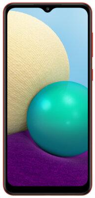 Смартфон Samsung Galaxy A02 (A022/32) Red 1