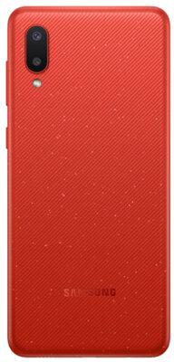Смартфон Samsung Galaxy A02 (A022/32) Red 2