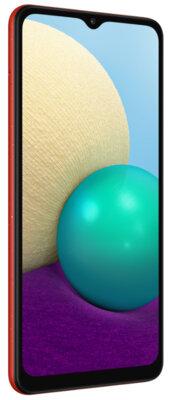 Смартфон Samsung Galaxy A02 (A022/32) Red 5