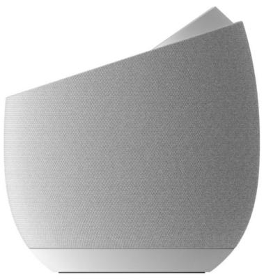 Смарт спікер Belkin + бездротова зарядка Devialet Soundform Elite, white 3
