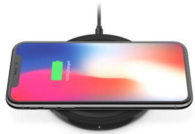 Бездротовий зарядний пристрій Belkin Pad Wireless Charging Qi, 10W, black 4