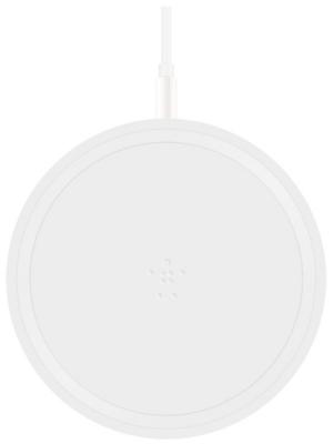 Беспроводное зарядное устройство Belkin Pad Wireless Charging Qi, 10W, white 2