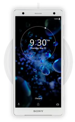 Беспроводное зарядное устройство Belkin Pad Wireless Charging Qi, 10W, white 5