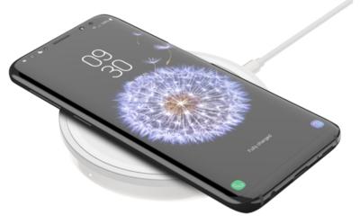Беспроводное зарядное устройство Belkin Pad Wireless Charging Qi, 10W, white 6