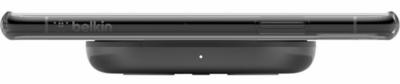 Беспроводное ЗУ Belkin Pad Wireless Charging Qi, 15W, black 3