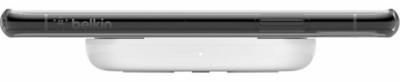 Беспроводное ЗУ Belkin Pad Wireless Charging Qi, 15W, white 3