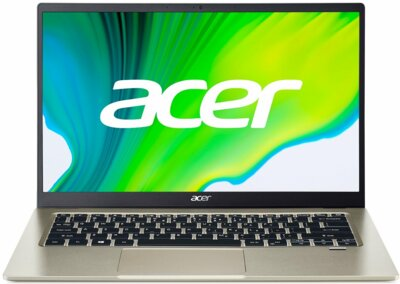 Ноутбук Acer Swift 1 SF114-34 (NX.A7BEU.00E) Gold 1