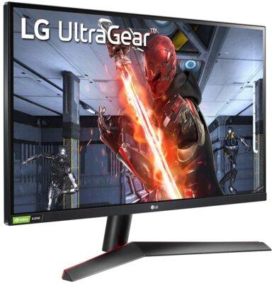Монитор 27'' LG UltraGear 27GN800-B Black 2