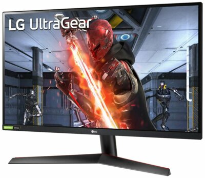 Монитор 27'' LG UltraGear 27GN800-B Black 3