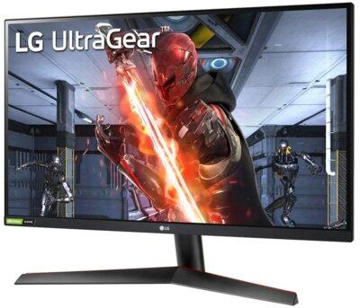 """Монітор 27"""" LG UltraGear 27GN600-B Black 3"""