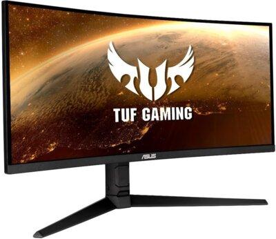 "Монітор 34"" ASUS TUF Gaming VG34VQL1B (90LM06F0-B01170) Black 2"