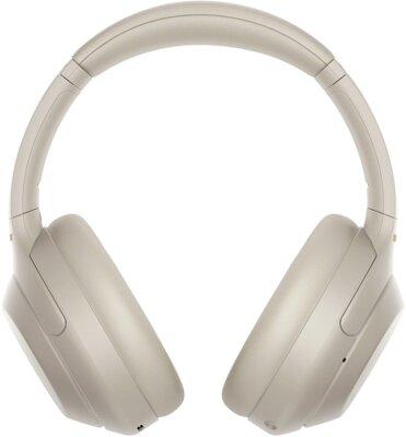 Наушники Sony WH-1000XM4 (WH1000XM4S.CE7) Silver 2
