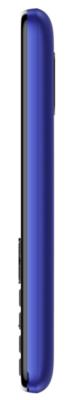Мобильный телефон Alcatel 2003 (2003D) Metallic Blue 5