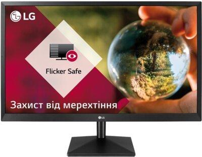 """Монітор 27"""" LG 27MK430H-B Black 2"""