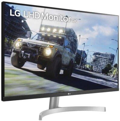 "Монітор 31.5"" LG UltraFine 32UN500-W White 2"