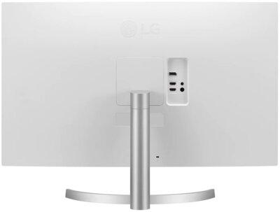 "Монітор 31.5"" LG UltraFine 32UN500-W White 4"