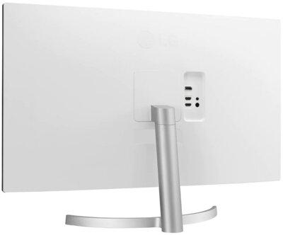"Монітор 31.5"" LG UltraFine 32UN500-W White 5"