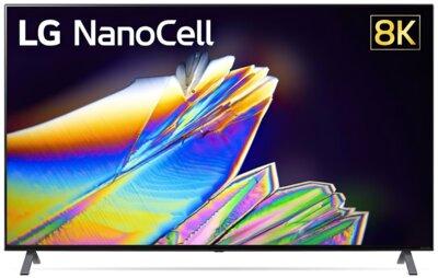 Телевізор LG NanoCell 55NANO956NA Black 1