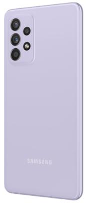 Смартфон Samsung Galaxy A52 4/128Gb Violet 7