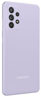 Смартфон Samsung Galaxy A52 4/128Gb Violet 8