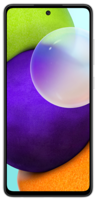 Смартфон Samsung Galaxy A52 4/128Gb White 1