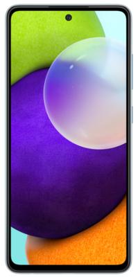 Смартфон Samsung Galaxy A52 4/128Gb Blue 1
