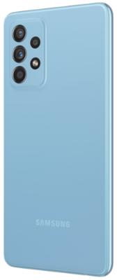 Смартфон Samsung Galaxy A52 4/128Gb Blue 5
