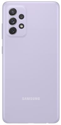 Смартфон Samsung Galaxy A72 8/256Gb Violet 2