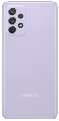 Смартфон Samsung Galaxy A72 6/128Gb Violet 2