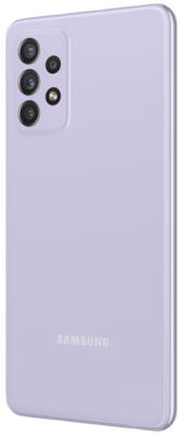 Смартфон Samsung Galaxy A72 6/128Gb Violet 7