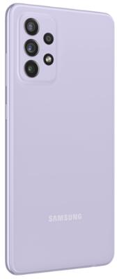 Смартфон Samsung Galaxy A72 6/128Gb Violet 8